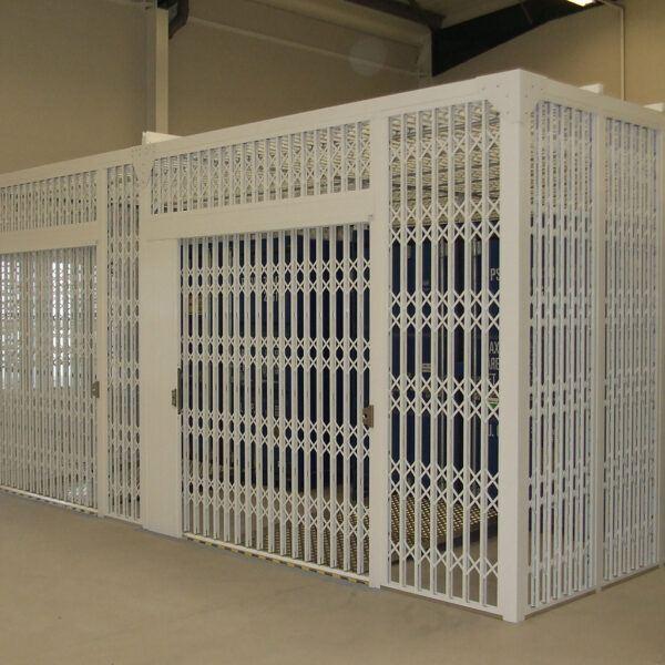 Burton Ajax Grilles & Cages
