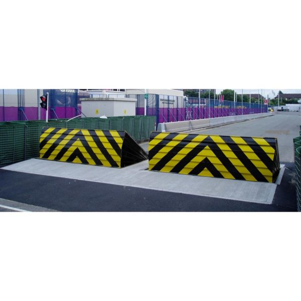 Burton Vehicle Barriers