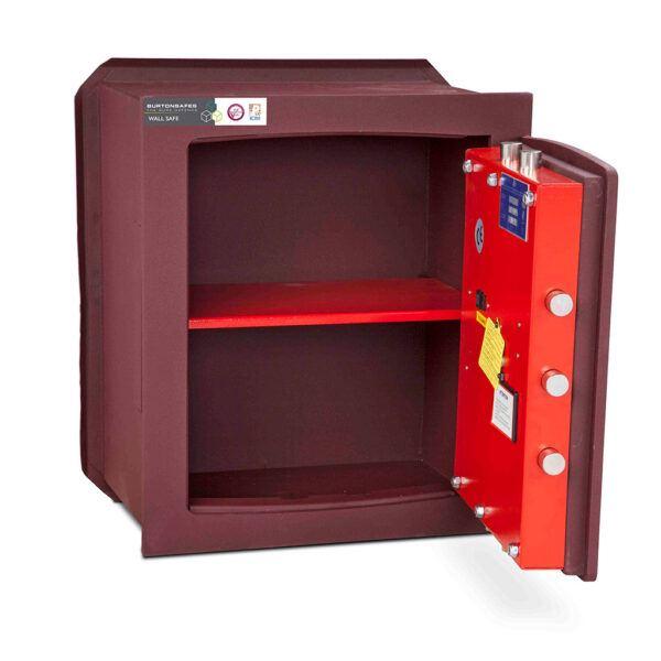 Burton Unica wall safe