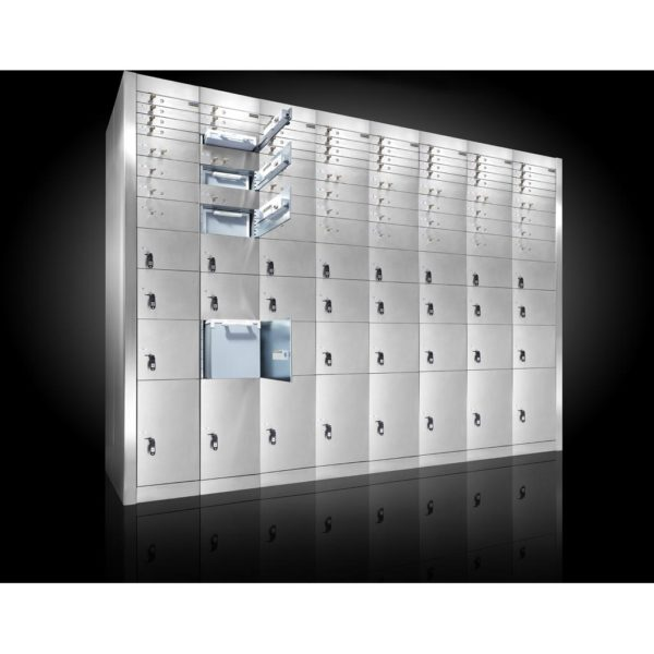 Burton Vienna Safe Deposit Boxes