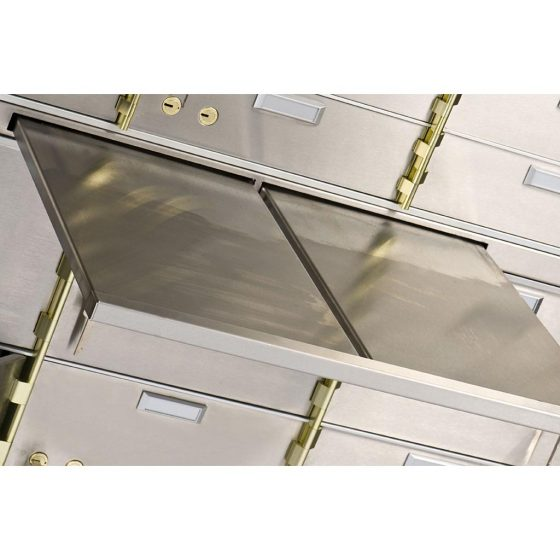 Burton Shanghai Safe Deposit Boxes